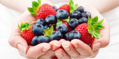 Erdbeeren senken Bluthochdruck