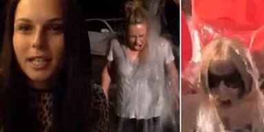 Ice Bucket, Anna Fenninger, Hayden Panettiere, Anna Wintour