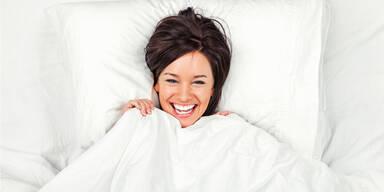7 kuriose Dinge, die uns im Schlaf passieren