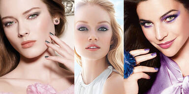 Frühlings-Make Up