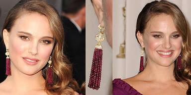 Natalie's Ohrringe sind das neue Must-Have