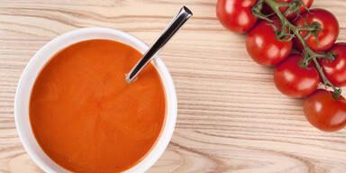Suppe macht uns länger satt