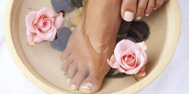 Praktische Fußpflege-Tipps für Zuhause
