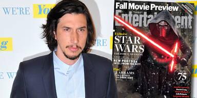 Star Wars, Adam Driver