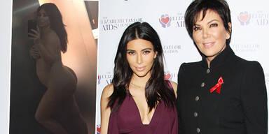 Kim Kardashian, Kris Jenner