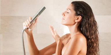 Diese 6 Dusch-Fehler führen zu Infektionen