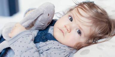 Warum ein Schnupfen für Babys gefährlich ist