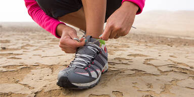 Goldene Regeln für die perfekten Laufschuhe