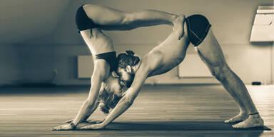 Yoga-Sex: Aus Yoga-Posen wird Liebesspiel