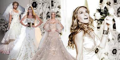 Brautkleider zum Verlieben