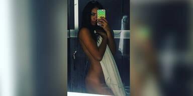 Adriana Lima: Nackt-Selfie