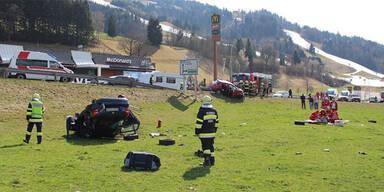 Unfall Ennstal