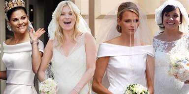 Wer ist die schönste Promi-Braut?