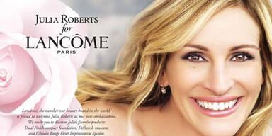 Beauty-Kampagne mit Julia Roberts verboten
