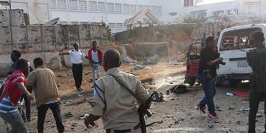 Explosion Mogadischu