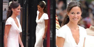 Bald zu kaufen: Pippas Brautjungfernkleid