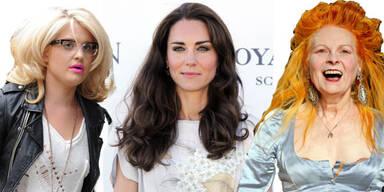 Kate in der Stilkritik