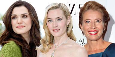 Kate Winslet gründet Verein gegen Beauty-OP