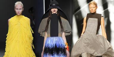 Skurrile Couture aus Paris