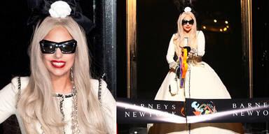 Gaga's Workshop-Eröffnung