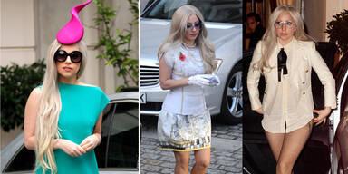 Lady Gaga: bestgekleidetster Star 2011