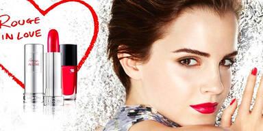 Emma Watson promotet Lancôme Beauty-Linie