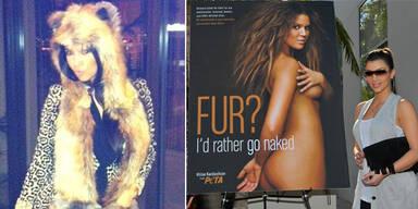 Frieden zwischen Kim Kardashian & PETA
