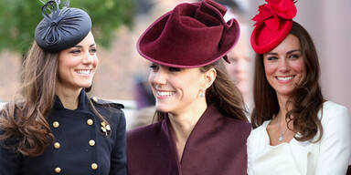 Kates schönste Hüte