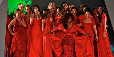 The Heart Truth's Red Dress Collection 2012