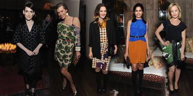 Stars feierten neue H&M-Kollektion