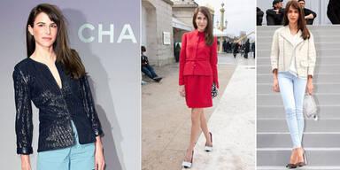 Caro Sieber: Star der Paris Fashion Week