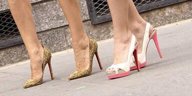 Das verraten Ihre Schuhe über Sie