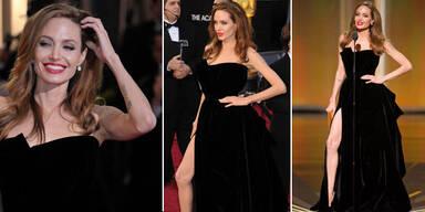 Angelina über ihren Bein-Auftritt