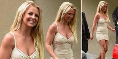 Britney Spears auf Zwangs-Diät für X-Factor