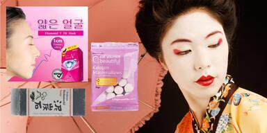 Die schrägsten Beauty-Produkte aus Japan