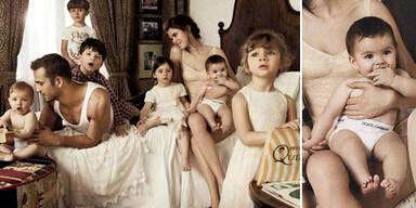 Designer-Windeln für luxusverwöhnte Babies