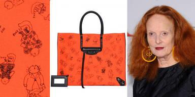 Balenciagas Katzentasche mit US-Vogue
