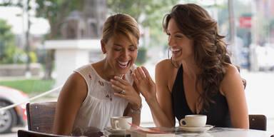 Frauen-Freundschaften halten länger