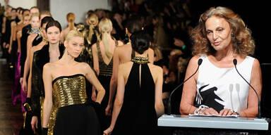 Von Fürstenbergs Plan für die NY-Fashion Week