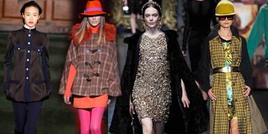 Die Trends für den Herbst 2012