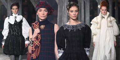 Chanel zeigt Schottland-Chic