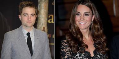Kate & Pattinson: Schönheitsideal der Briten