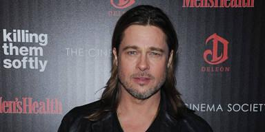 Brad Pitt hat keine Angst vor seinen Falten