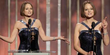 Golden Globes: Jodie Foster