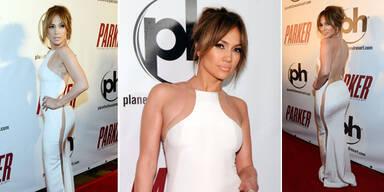 J.Lo ohne Unterwäsche am Red Carpet
