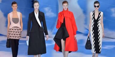 Raf Simons zeigt Herbst-Trends in Paris