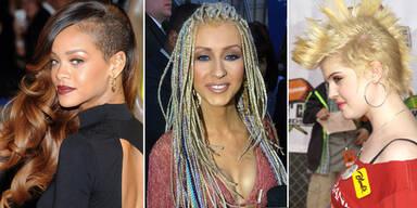 Rihannas Undercut ist hässlichste Star-Frisur