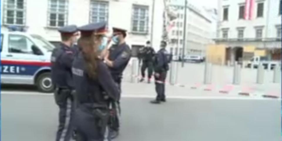 Polizei Ballhausplatz