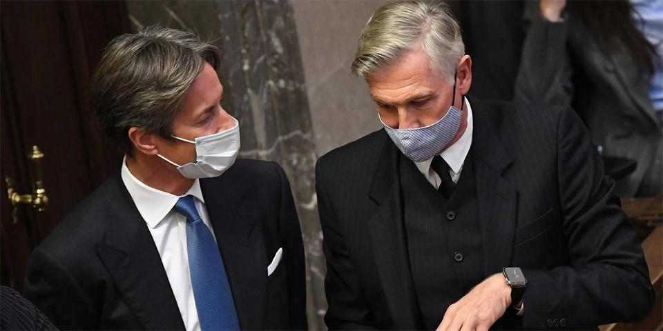 Liveticker: Das Urteil im Grasser-Prozess | Hammer-Urteil im Grasser-Prozess: Ex-Finanzminister schuldig gesprochen