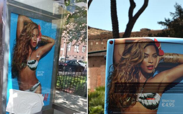 Beyoncé erregt die Gemüter in NY